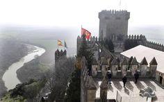 Castillo (Almodóvar del Río, #Córdoba)