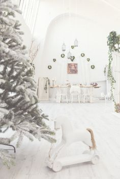 www.rooms-studio.hu  #winter decor #shabbychic #rustic #christmas