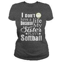 Hahahaha Ellie and Tater Softball Mom Shirts, Softball Bags, Baseball Sister, Softball Jerseys, Softball Quotes, Sister Shirts, My Sister, Softball Stuff, Baseball Snacks