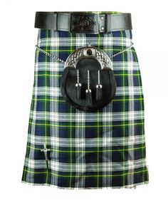 This traditional tartan kilt is non magnet.extra wide belt loops makes it more stylish and comfortable.this beautiful kilt can be customized for Waist and Length.nice choice for royal men. Scottish Kilts, Scottish Tartans, Free Buttons, Custom Buttons, Tactical Kilt, Kilts For Sale, Modern Kilts, Leather Kilt, Utility Kilt