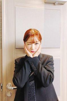 Yoon Bomi South Korean Girls, Korean Girl Groups, Son Na Eun, Pink Panda, Eun Ji, Cube Entertainment, The Most Beautiful Girl, K Idols, Dancer
