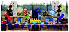 Kindergarten back to school pool party. 2013