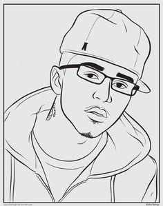 bun bs jumbo coloring and rap activity tumblr photo - Bun B Coloring Book