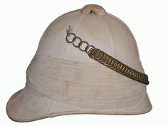 British sun helmet 1850's  Worn in India