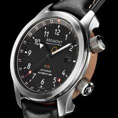 Bremont MartinBaker watch