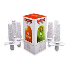 Zoku® Quick Pop™ Sticks with Drip Guards - Set of 6 - Bed Bath & Beyond