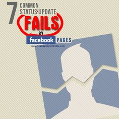 "Antonio Calero insists, ""Content on your page should be around the core of your business and industry. He explains 7 common status update problems - and suggests what to do instead.http://topdogsocialmedia.com/7-facebook-fails/ topdogsocialmedia.com/7-facebook-fails/"