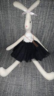 Bubusie: Króliczek baletnica