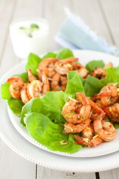 Hot and Juicy Shrimp with Spicy Garlic and Ginger Sauce at Cooking Melangery