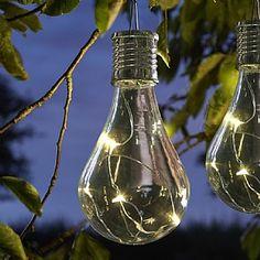 Eureka Solar Light Bulb