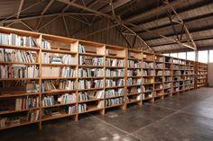 Donald Judd | Biblioteca estudio | Marfa Texas