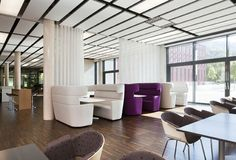 Bene Headoffice, Waidhofen/Ybbs, Austria - Bene Office Furniture