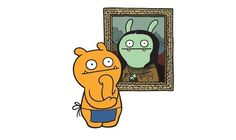 Uglydoll I Love Ugly, Ugly Dolls, Old Art, Being Ugly, Winnie The Pooh, Avatar, Pop Culture, Embroidery Designs, Disney Characters
