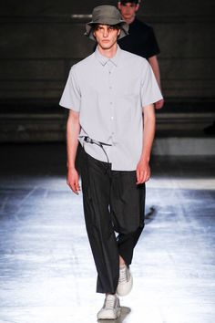 Wooyoungmi   Spring 2015 Menswear Collection   Style.com