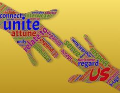 Unity, Community, Union, Hands, Reaching Out, Assist
