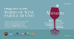 Wine tour 2017 Taste & Tour Abruzzo 3-5 maggio 2017