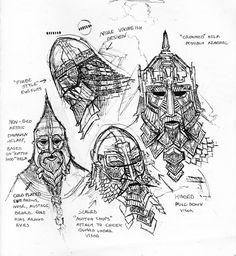 dwarf masks 2 by TurnerMohan