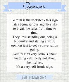 astrologymarina gemini zodiac sign