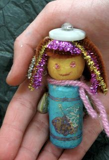 Hub Bub: Lucky Penny Dolls Tutorial