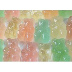 You love gummy bears. You love champagne. So let us introduce you to spring's most adorable little treat: Champagne gummy bears. They're perfect for a garden party, a wedding shower or, heck, just a night on the sofa.