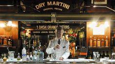Dry Martini Barcelona, el mejor bar de España un año más - CHISMÓGRAFO - ESD