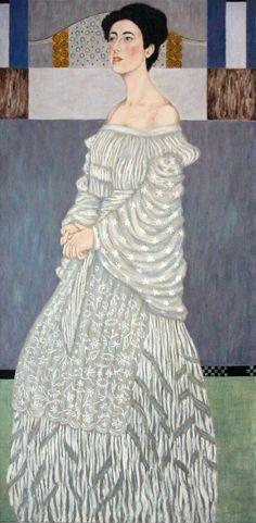 Margaret Stonborough-Wittgenstein Gustav Klimt