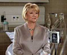 Erika Slezak as Mayor Victoria Lord in ONE LIFE TO LIVE