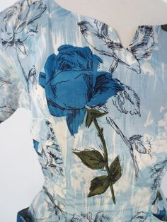 The blue winter rose is a flower that grows in the glass gardens of Winterfell. It is pale blue and is described to be the colour of frost.