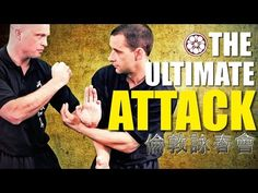 The ULTIMATE Attack Combination Everyone Should Know in Wing Chun - YouTube