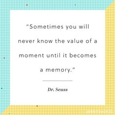 Get inspired by this Dr. Seuss quote.