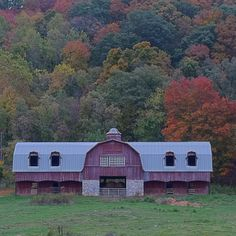 Beautiful Fall colors in East Tennessee .. I would love to turn this into a house