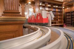 New York Public Library Has a Book Rollercoaster — Design News