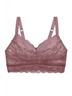 6e0527587db4c Our newest color in our Cosabella Curvy Bralettes are here! Sized for 28DD