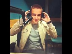 One Direction BBC Radio 1 Take Over Liam Payne and Gemma Cairney Oct.6, 2012
