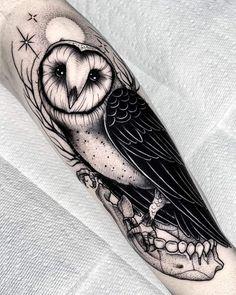 Owl Tattoo Design, Tattoo Designs, Owl Books, Tattoo Spirit, Scorpio Woman, Work With Animals, Book Tattoo, Dot Work, True Art