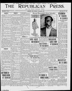 The Republican Press - Google News Archive Search