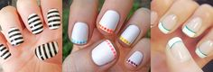 12 Bright white manicures you need to try! - Alyce Paris News, Celebrity Fashion, Prom News, Humor, Videos