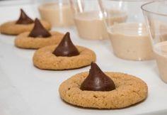 Peanut Butter-Chocolate Cocktail Milk Shake