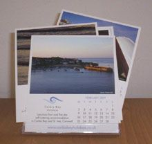 Promotional CD Calendars - provide 12 months of advertising for your company