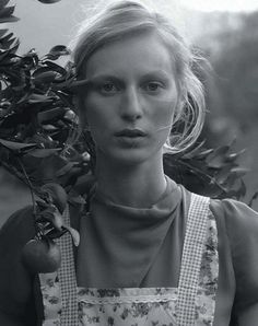 Julia Nobis for Vogue Australia October 2013 by Stephen Ward