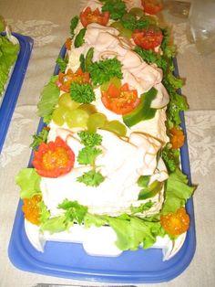 Voileipäkakku (kana)