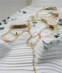 Japanese and Chilean Architects Collaborate to Design Houses for the Ochoalcubo Project,Akihisa Hirata's proposal. Image Courtesy of Ochoalcubo