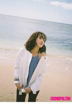 김고은(金高恩 Kim Go-eun) Kim Go Eun - Cosmopolitan Magazine April Issue '16