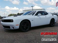 Drive off in this #2016 #Dodge #Challenger #R/T today!