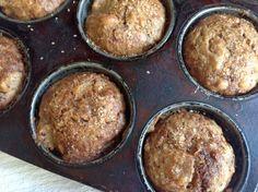 Spiced Applesauce Quinoa Muffins recipe on Food52.com