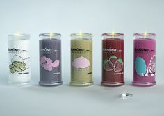 Giveaway: Diamond Candles (5 Winners)   SuperCouponLady.com