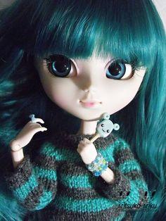 Mitsuko =^.^= by ♥ Kety Marques -Mundo Doll ♥, via Flickr
