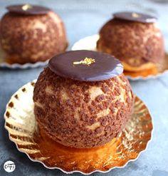 C'est ma fournée ! : Les choux craquelin au chocolat