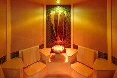 Herbal Inhalation Bath at the Aqua Sana Woburn