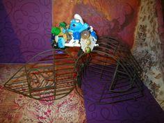 Blue Dude Cuff by craftybabydoll on Etsy, $45.00